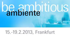 Messe ambiente Logo