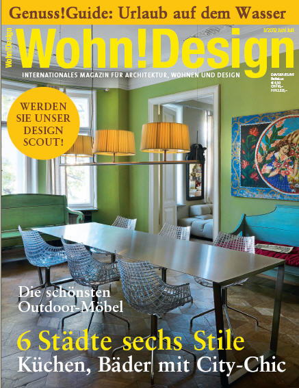 wohndesign 03 2012 titelseite wohndesign magazin deutschland. Black Bedroom Furniture Sets. Home Design Ideas