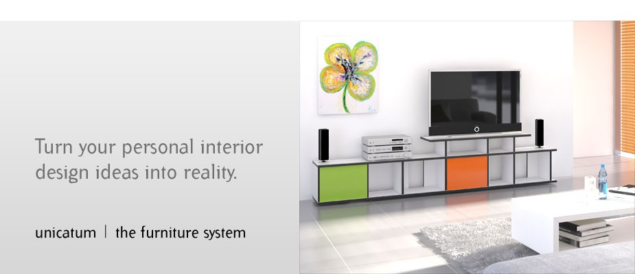 ANB art & design | unicatum > Möbelsystem - Regal, Wohnwand ...